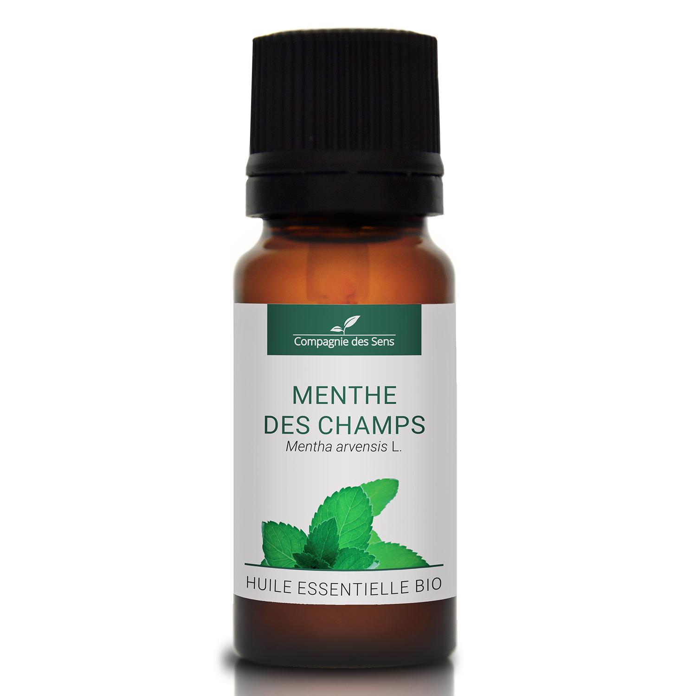MENTHE DES CHAMPS - Huile essentielle bio 10ml