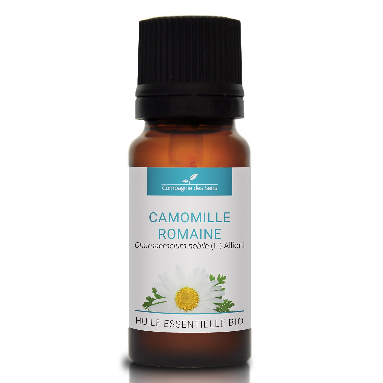 CAMOMILLE ROMAINE - Huile essentielle bio 10ml