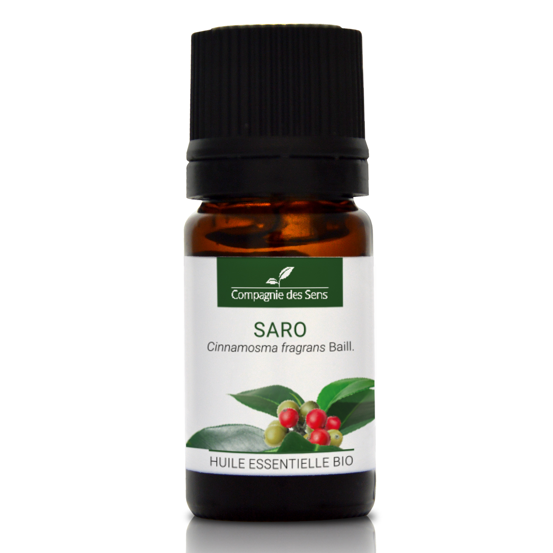 SARO - Huile essentielle bio 5ml