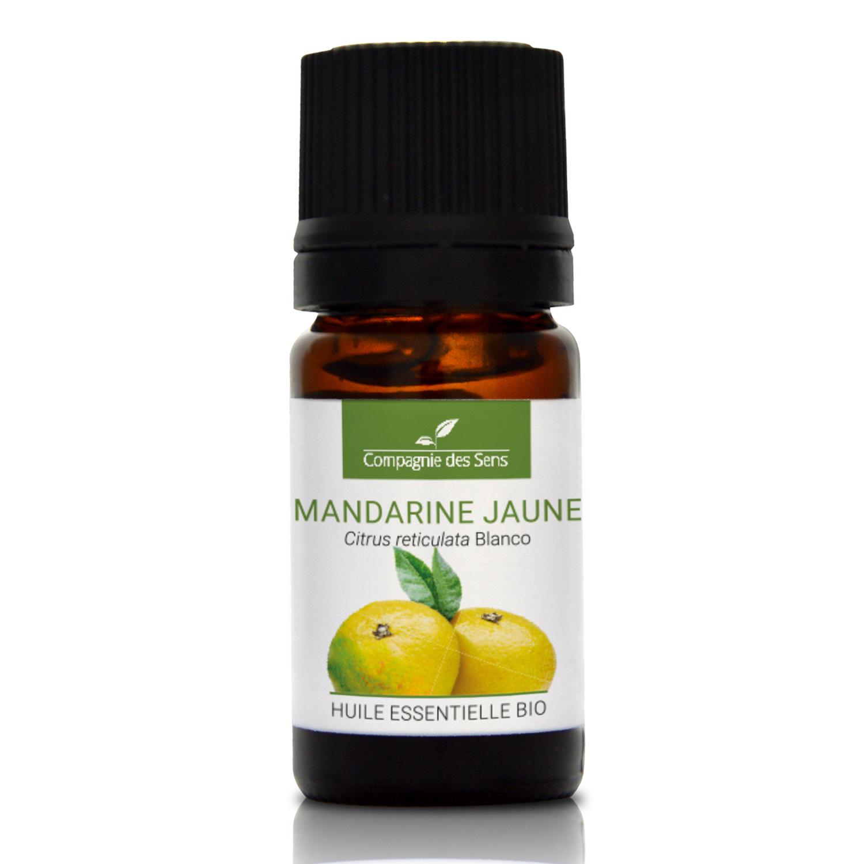 MANDARINE JAUNE - Huile essentielle bio 5ml