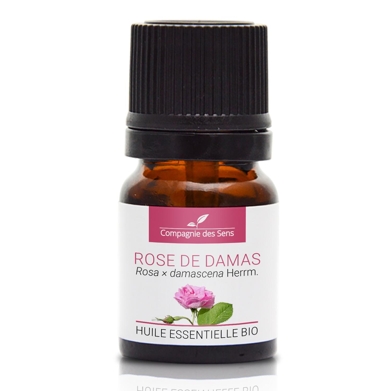 ROSE DE DAMAS - Huile essentielle bio 2,5ml