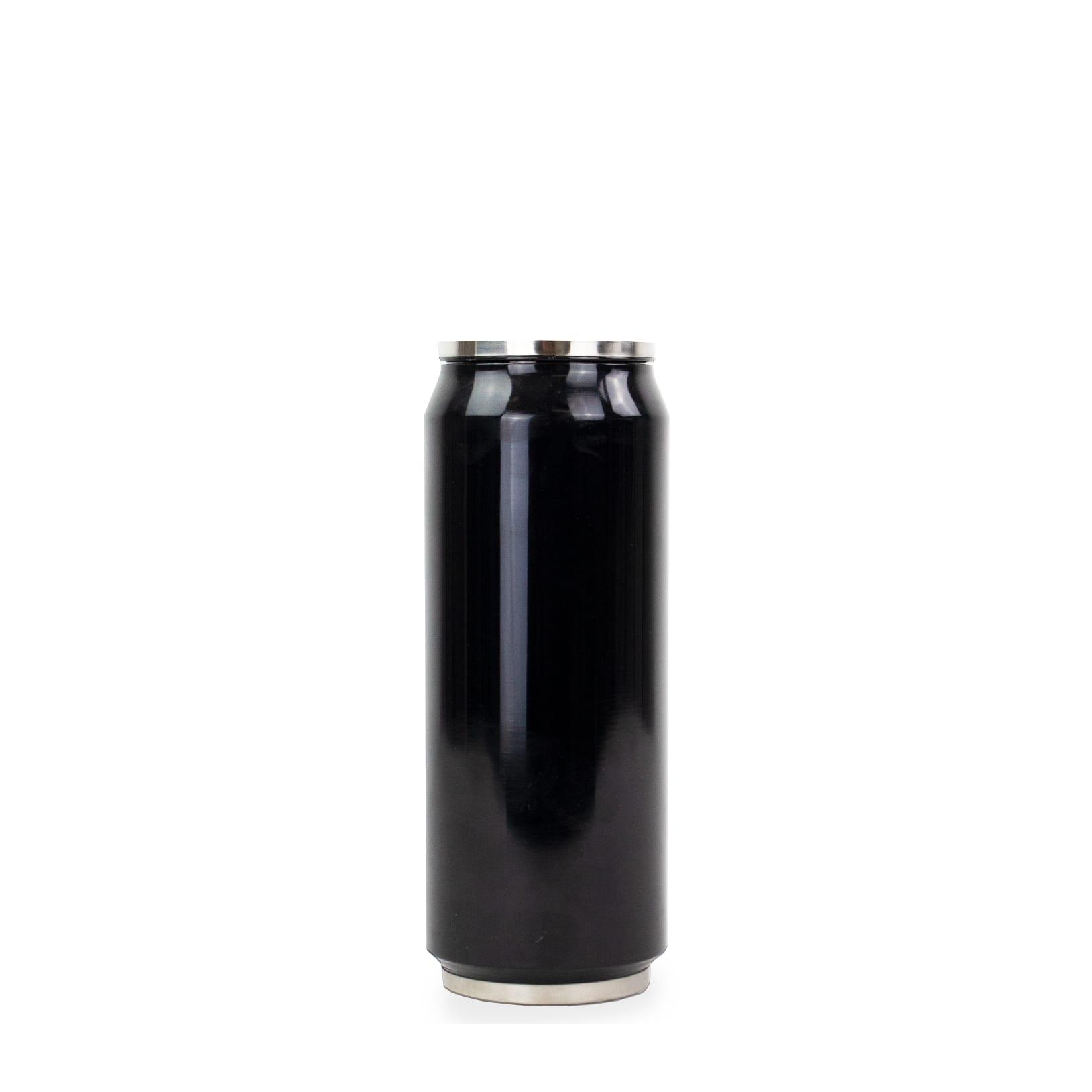 Canette brillant isotherme 500 ml coloris noir
