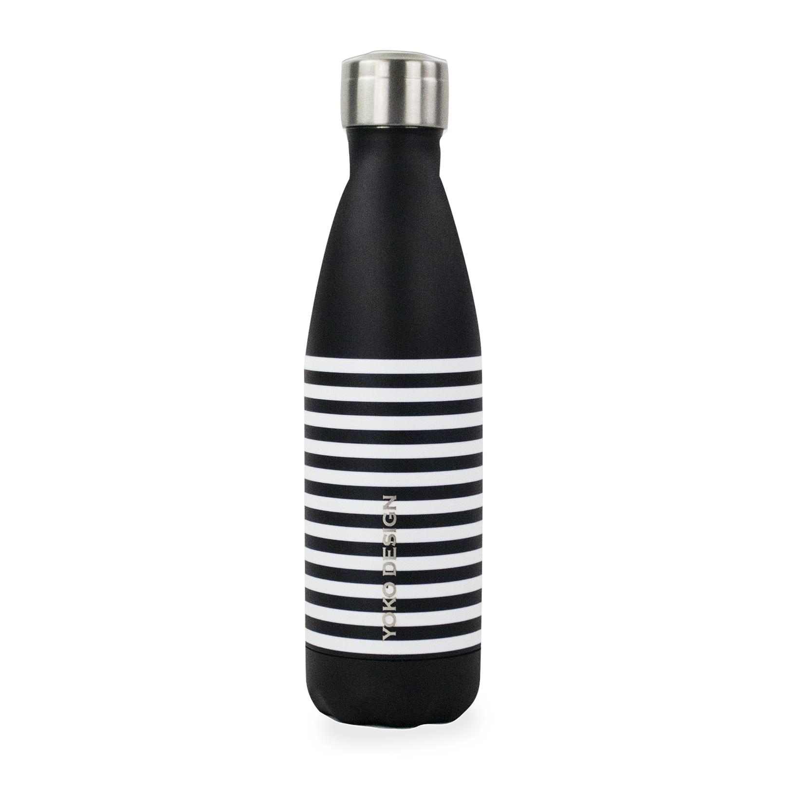 Bouteille isotherme 500 ml la parisienne noire