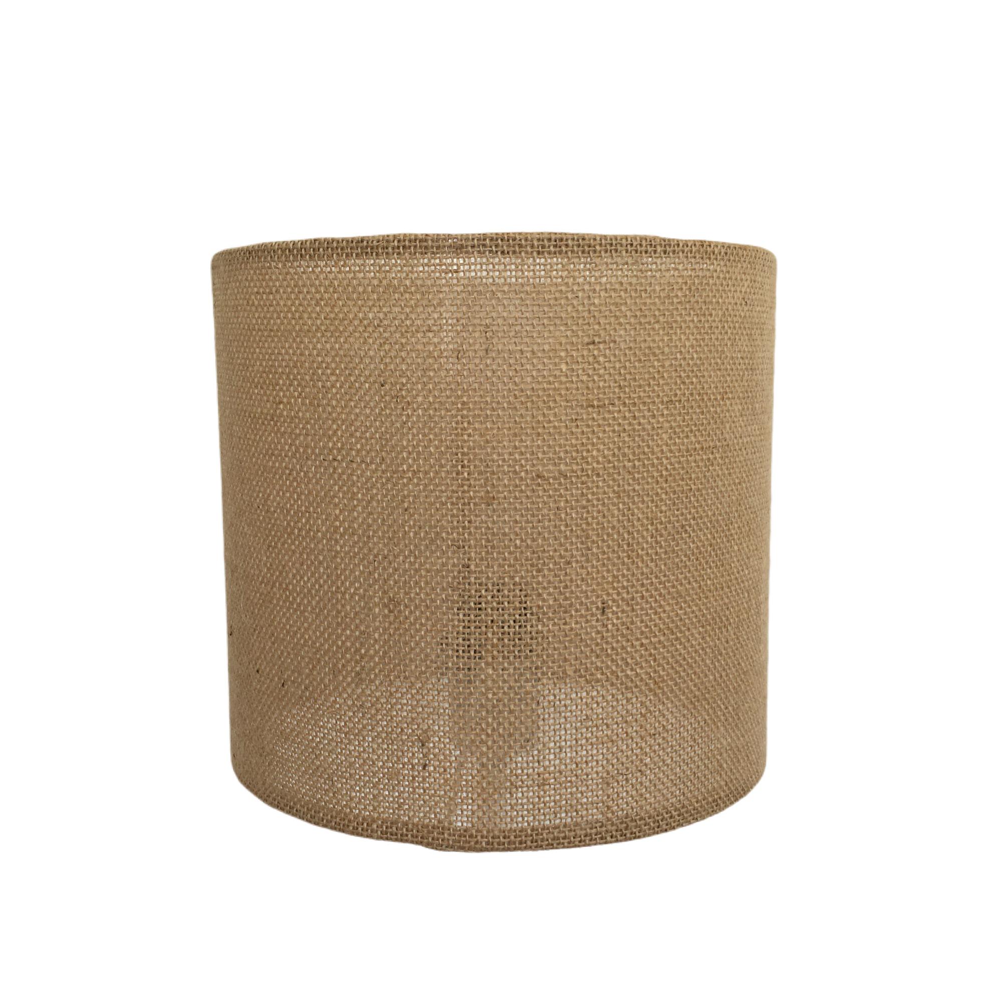 Suspension toile de jute diamètre 15 cm