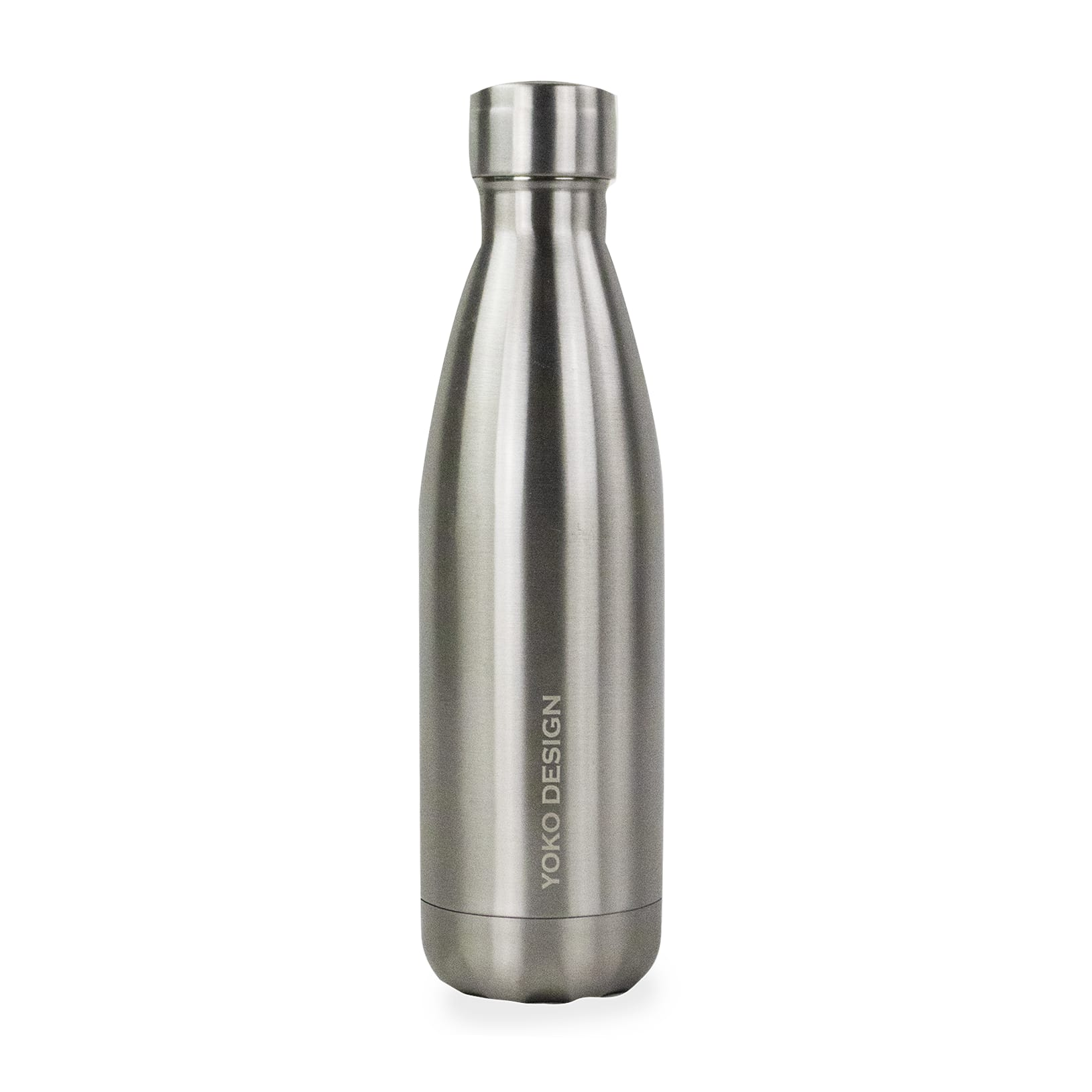 Bouteille brillant isotherme 500 ml inox