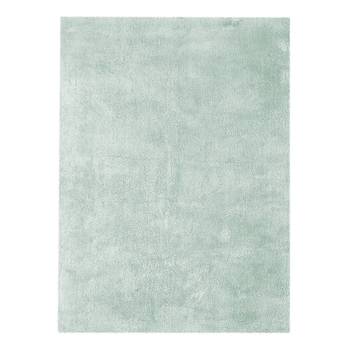 Tapis attrayante flachflorteppich Jacquard-tissés bleu ciel 120x180cm