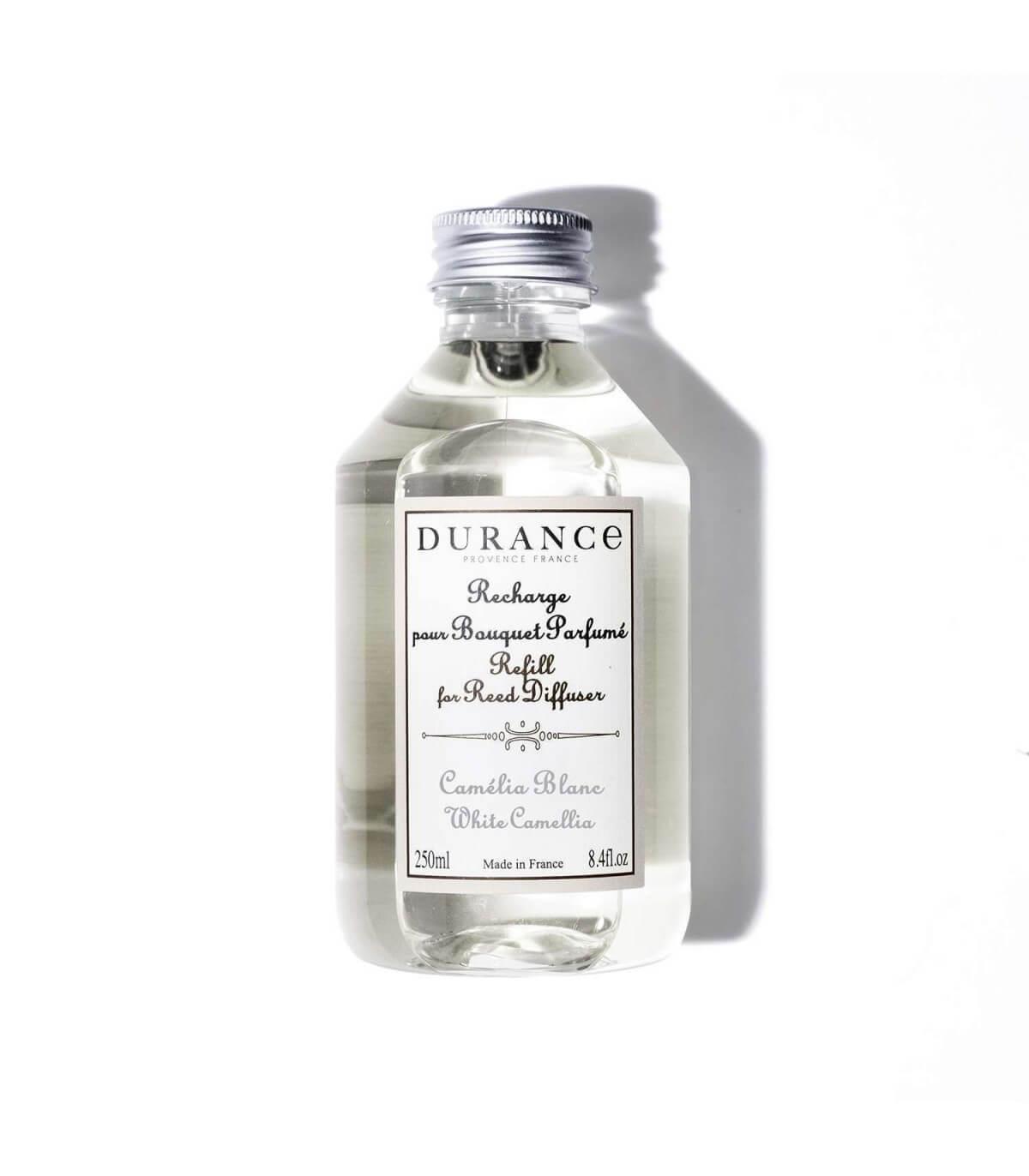 Recharge bouquet parfumé camélia blanc