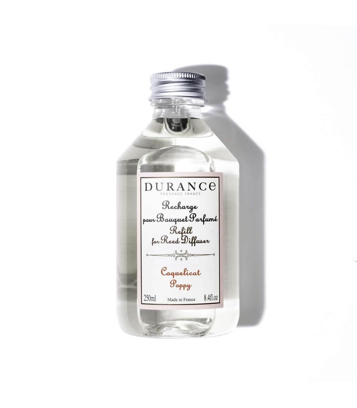 Recharge bouquet parfumé coquelicot