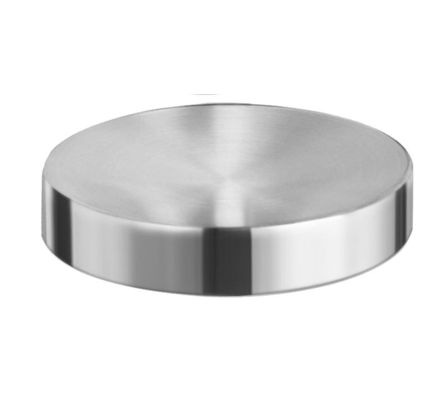 Porte-savon chrome brillant D11cm