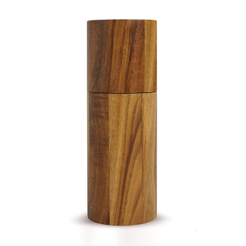 Moulin en bois d'acacia
