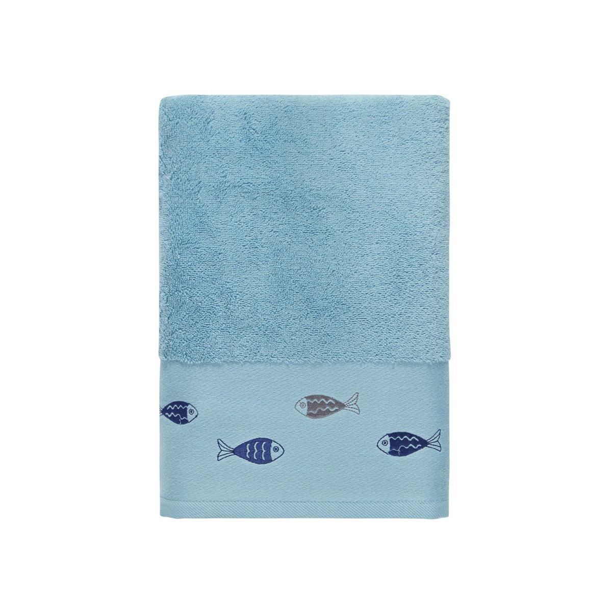 Drap de bain Aqua 70x140 cm