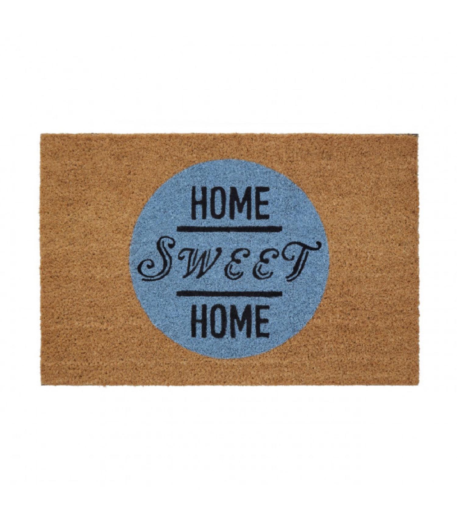 Paillasson coco home sweet home 60x40cm