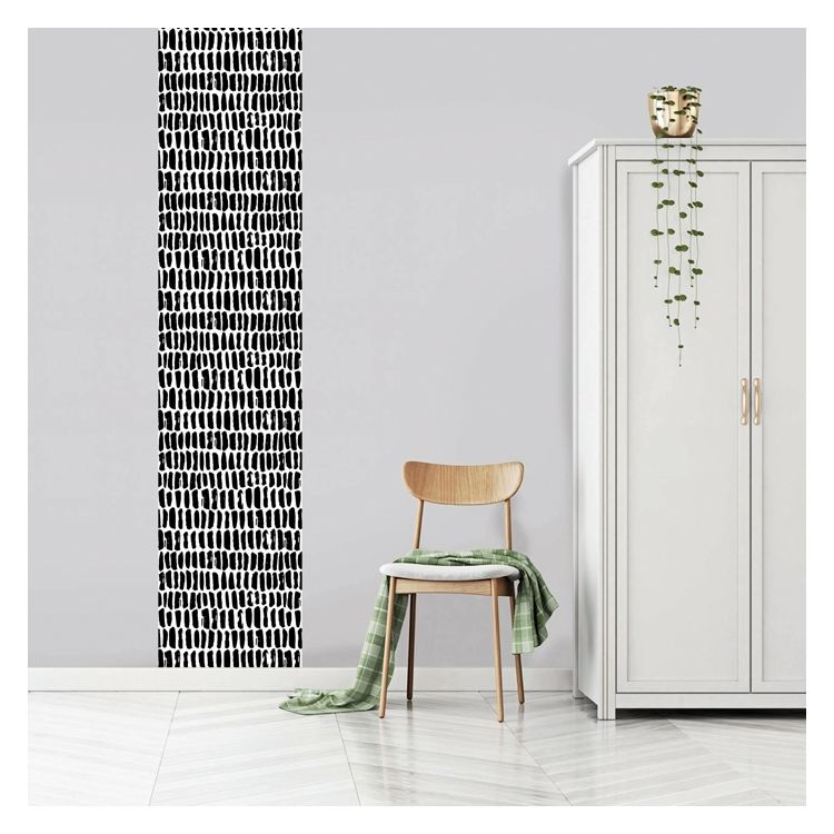 Lé unique vertical 60x270 cm