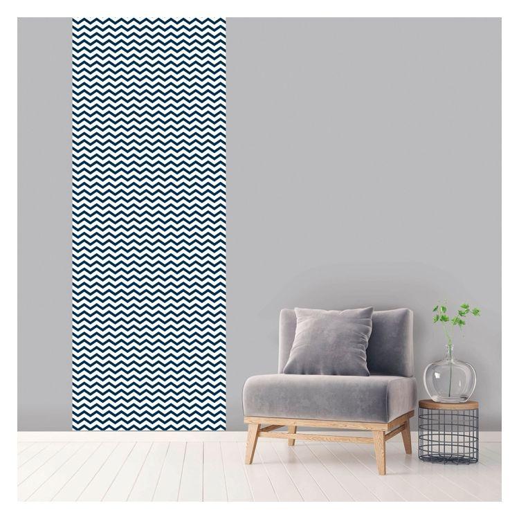 Lé unique vertical 100x270 cm
