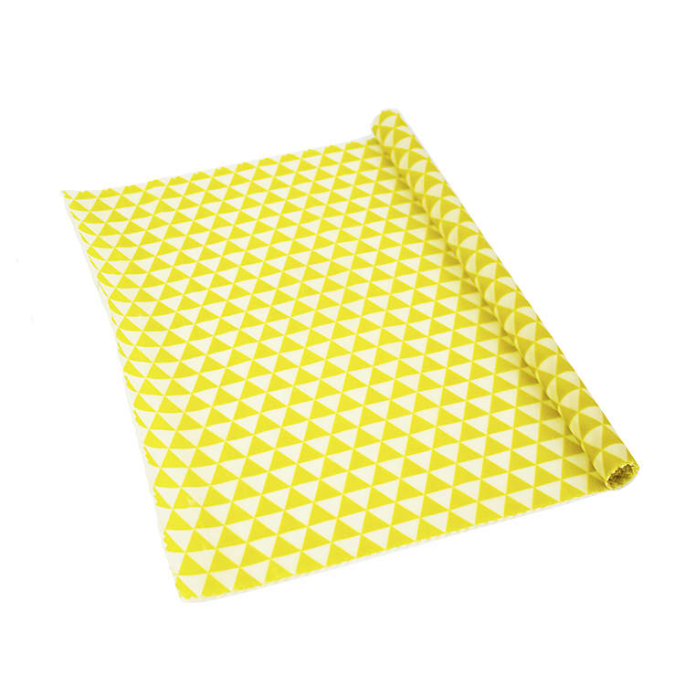 Rouleaux de beewraps :  motif geometrique  100 cm x 32 cm