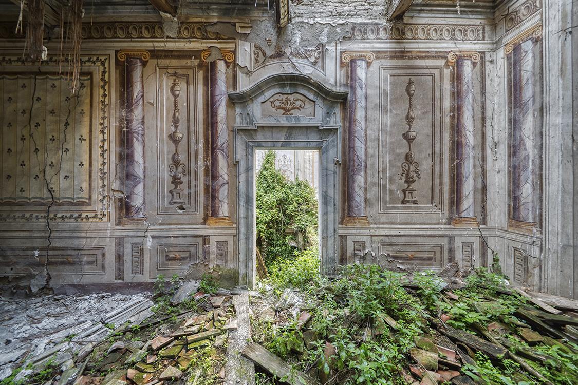 Photographie d'art de Gaëtan Chambon 60x90 cm sur alu