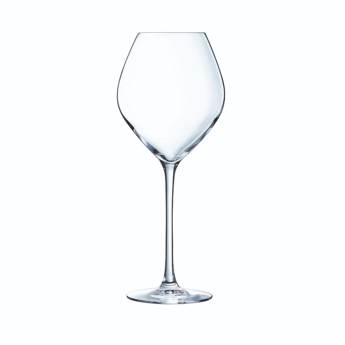 Verres à vin 55cl - Lot de 6
