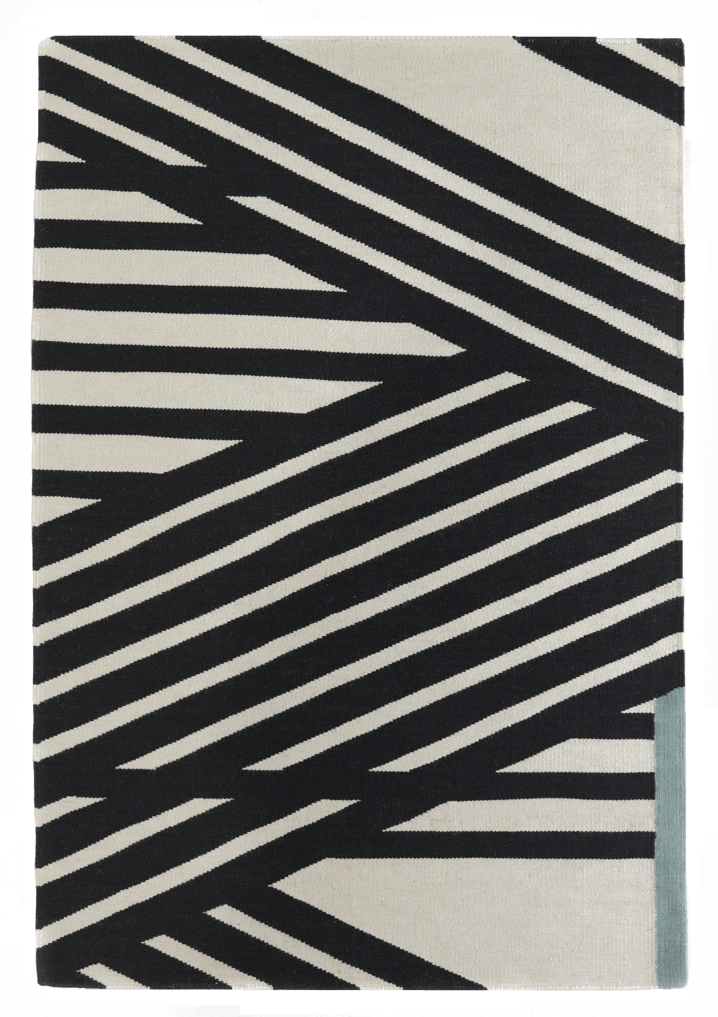 Tapis stripes 140x200