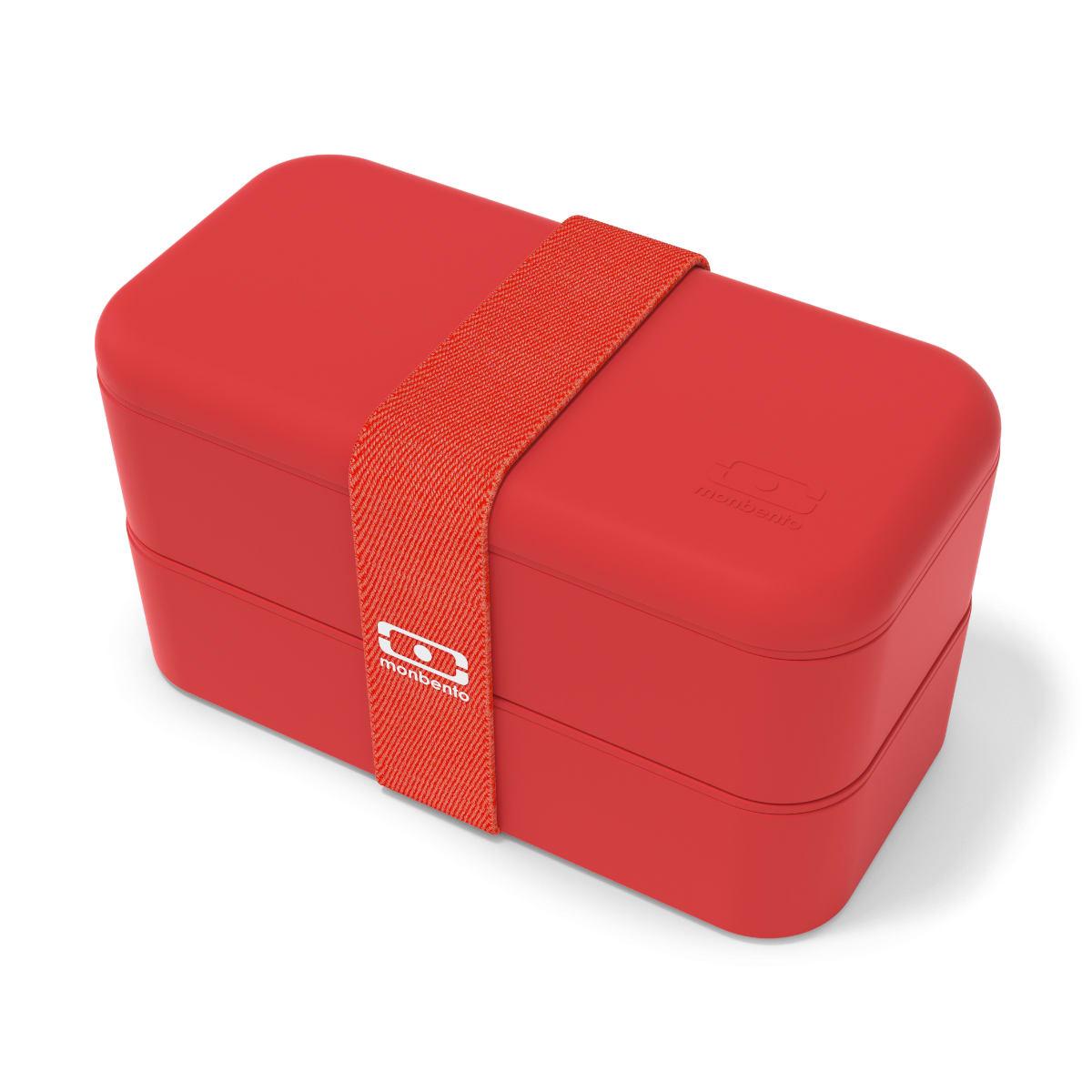 Bento rouge podium 1L