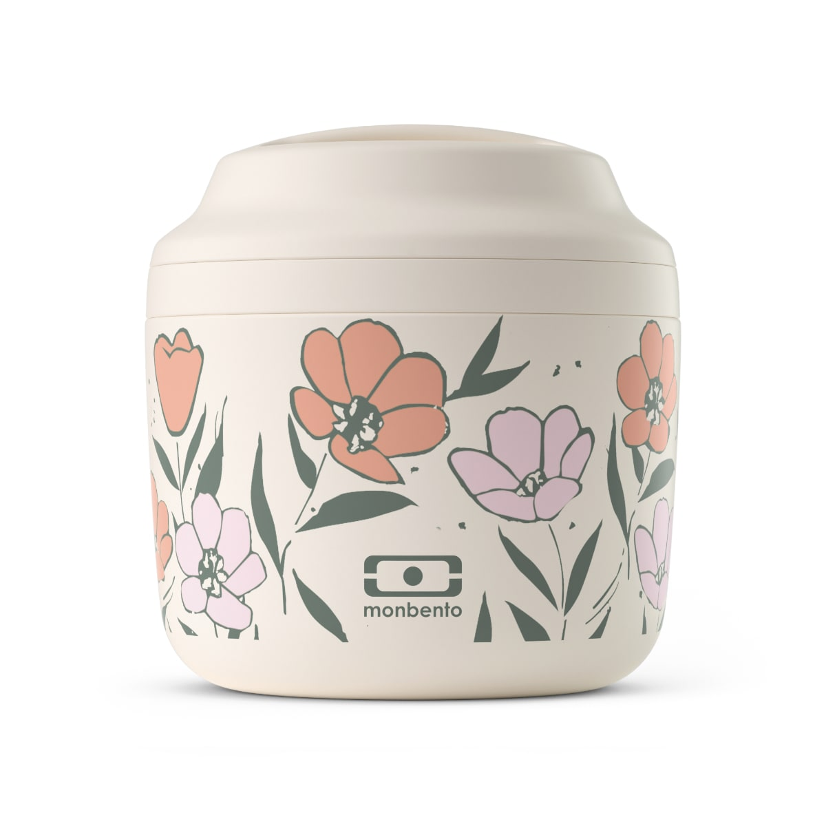 Lunch box isotherme graphic bloom 0,55L