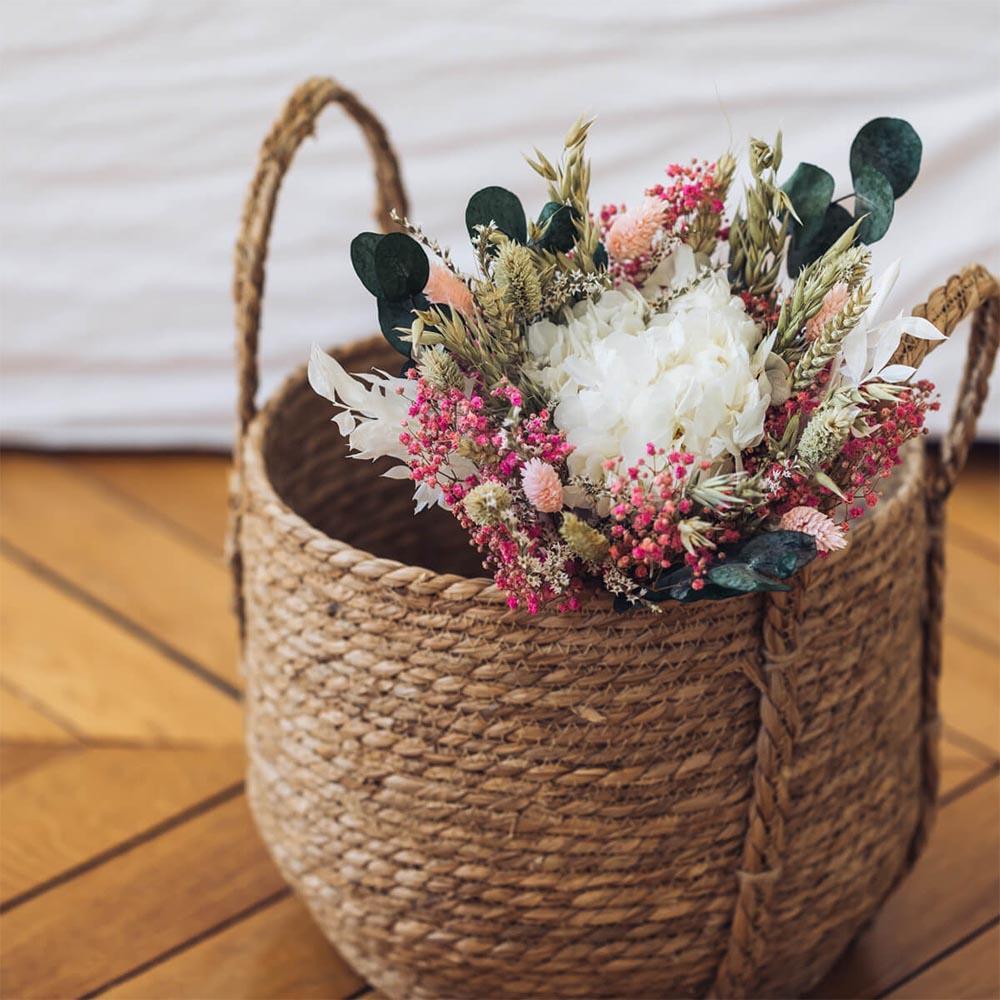 Bouquet fleurs séchées Hector S