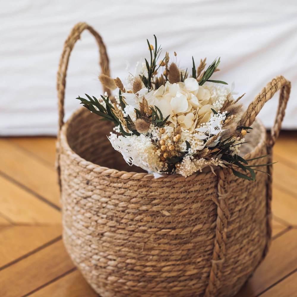 Bouquet fleurs séchées Gabriel S