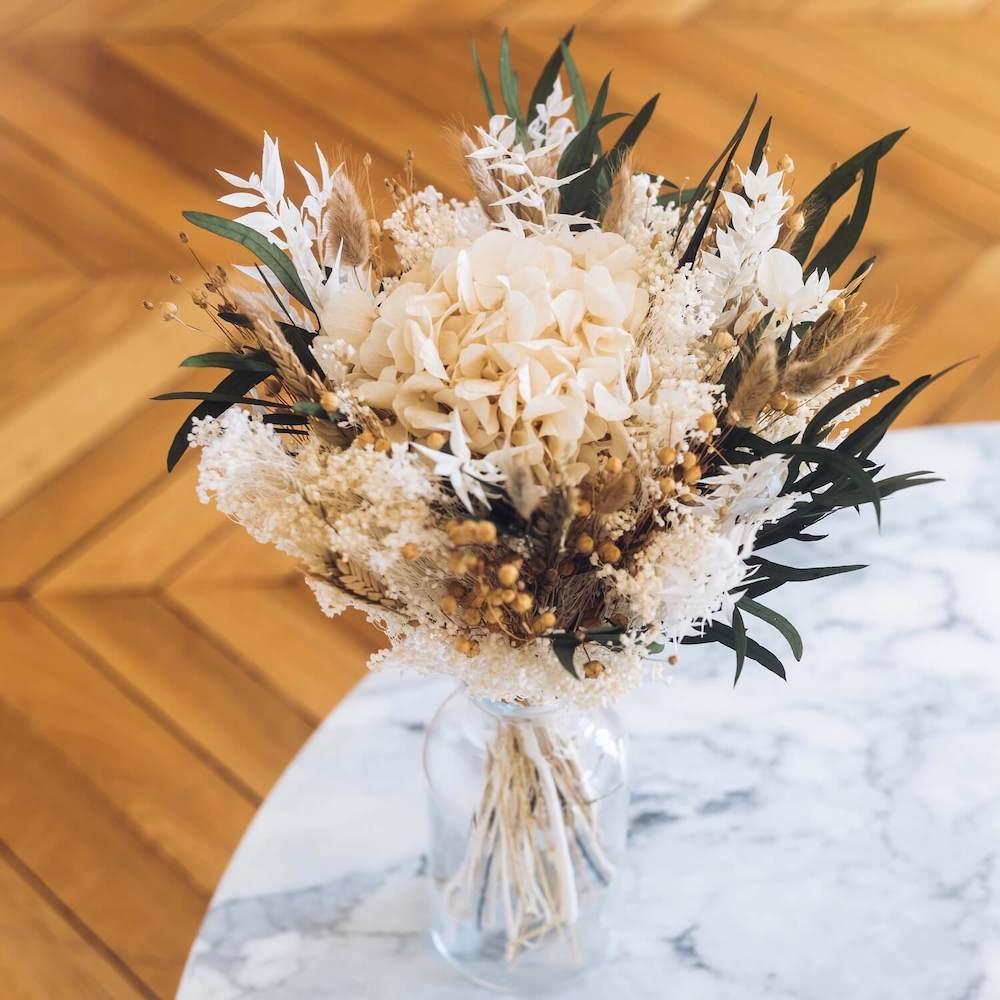 Bouquet fleurs séchées Gabriel M