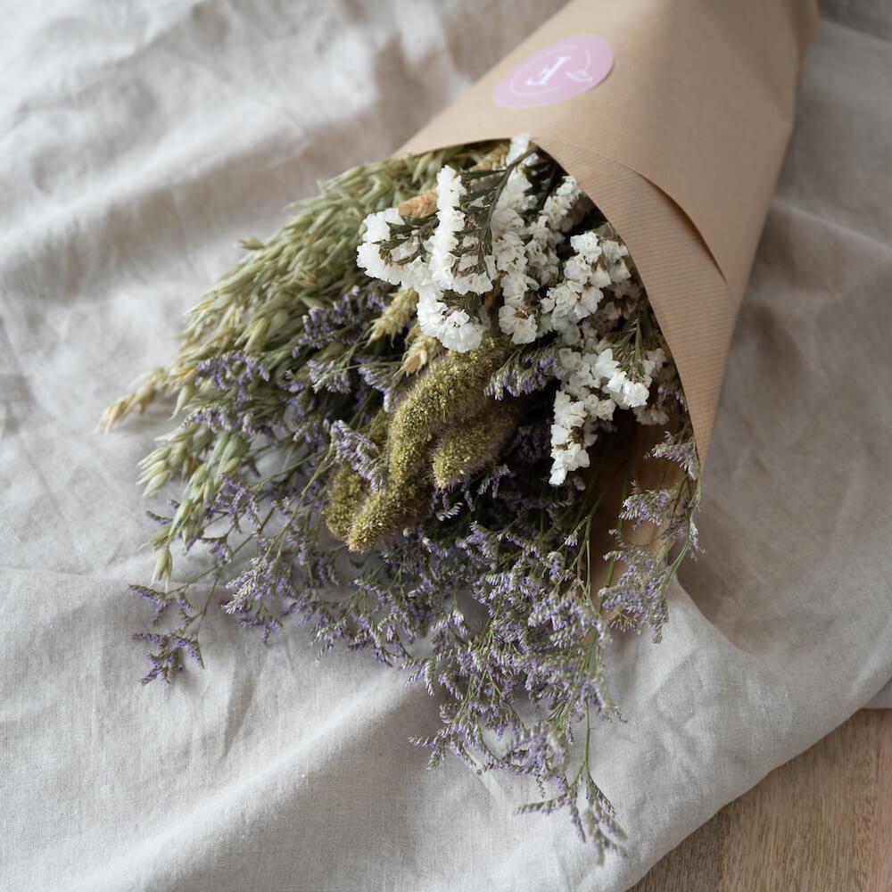 Brassée de fleurs Naturelle