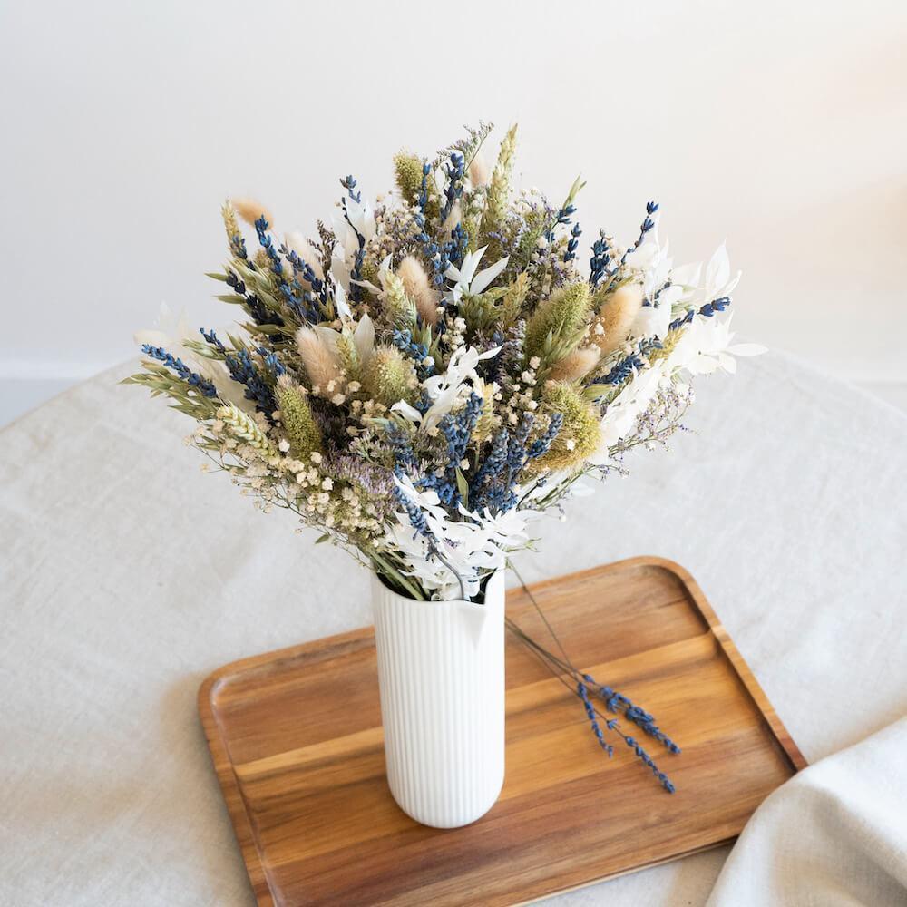 Bouquet fleurs séchées Odin M