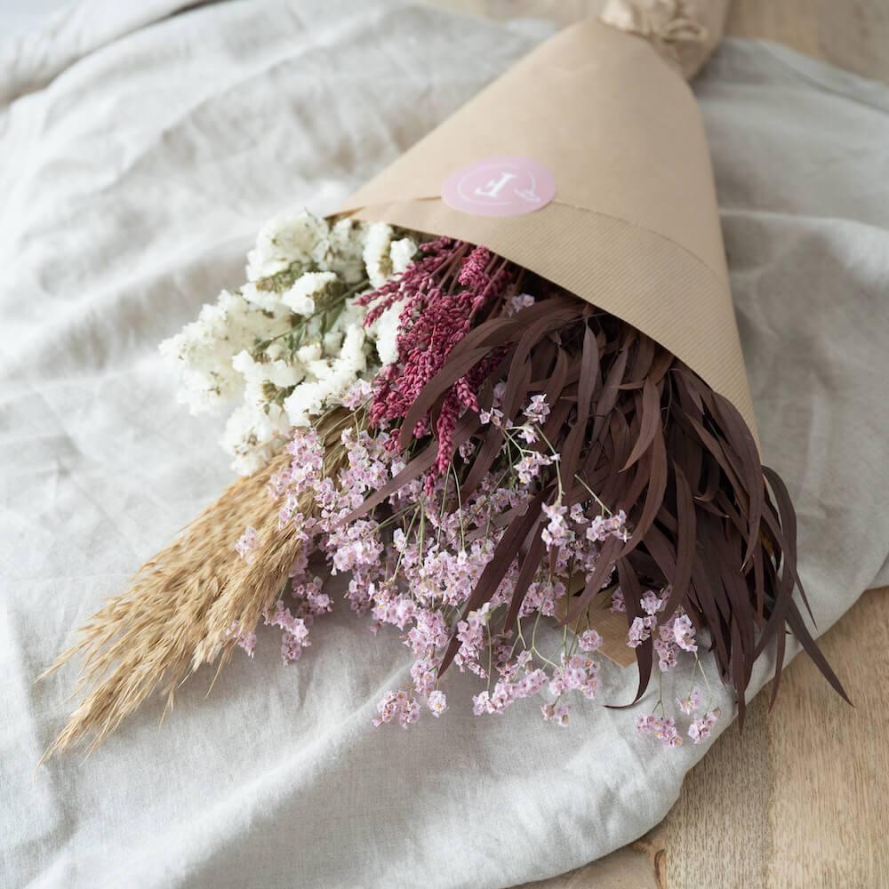 Brassée de fleurs Bohème