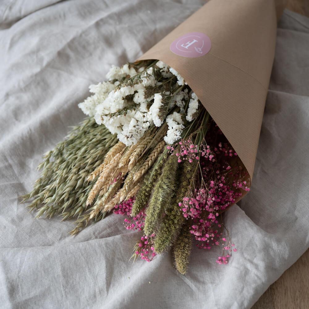 Brassée de fleurs Champêtre