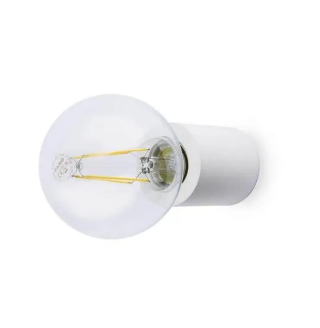 Applique aluminium blanc