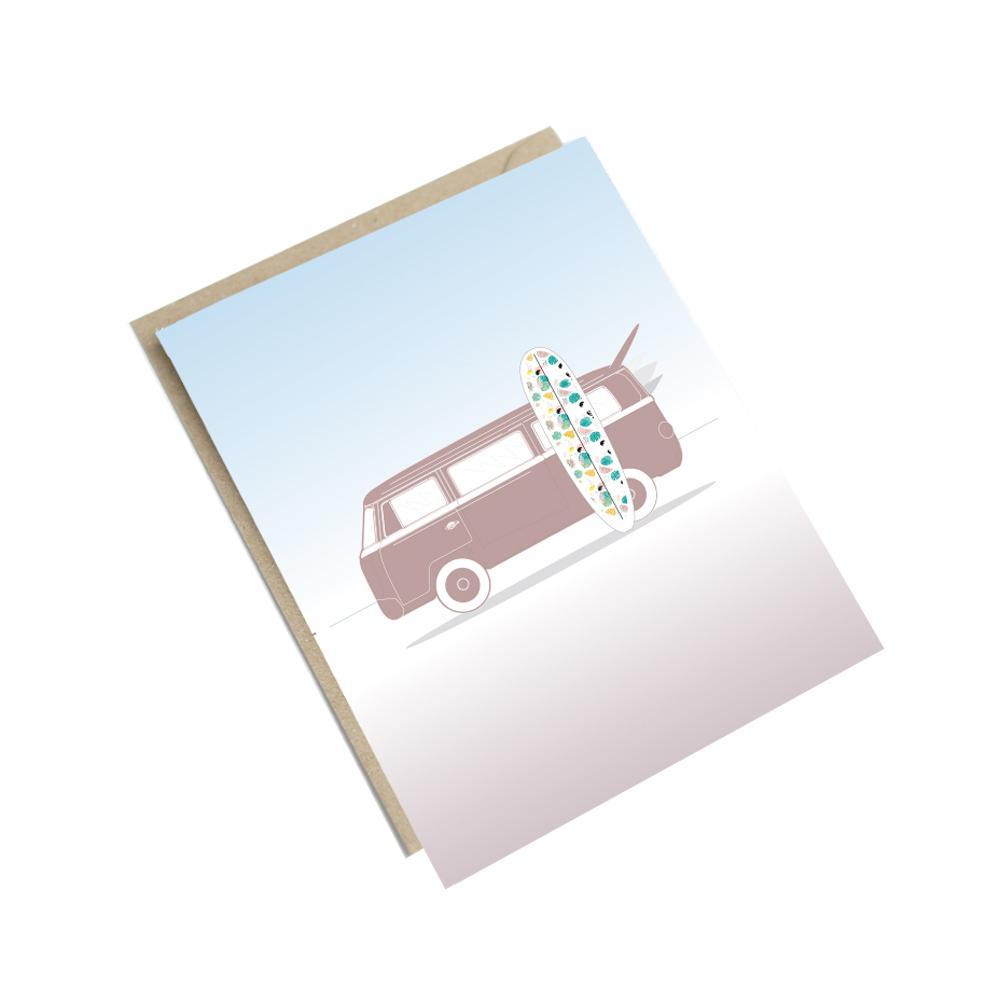 Carte surf A6