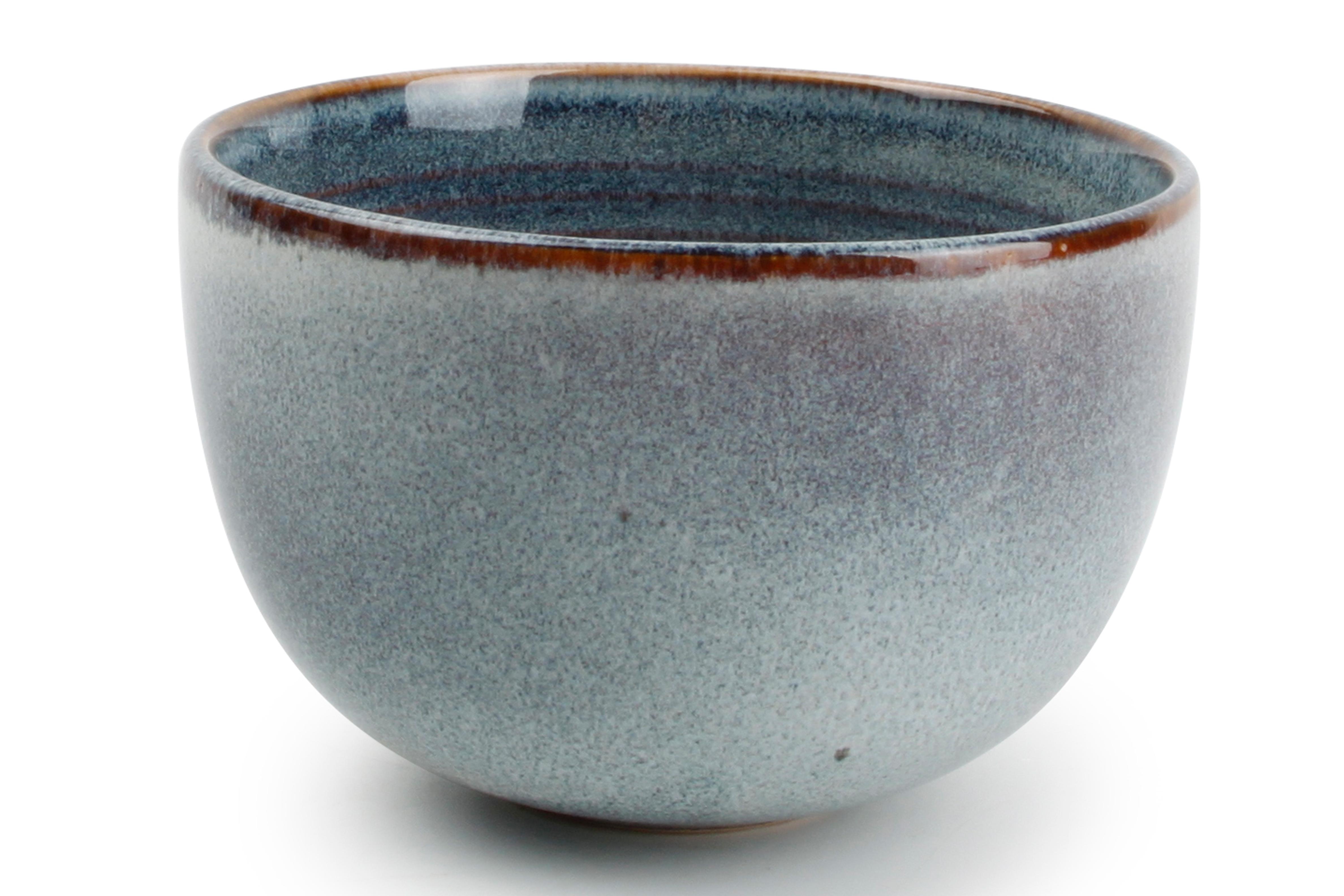 Lot de 4 - Bol bleu Ø 9cm