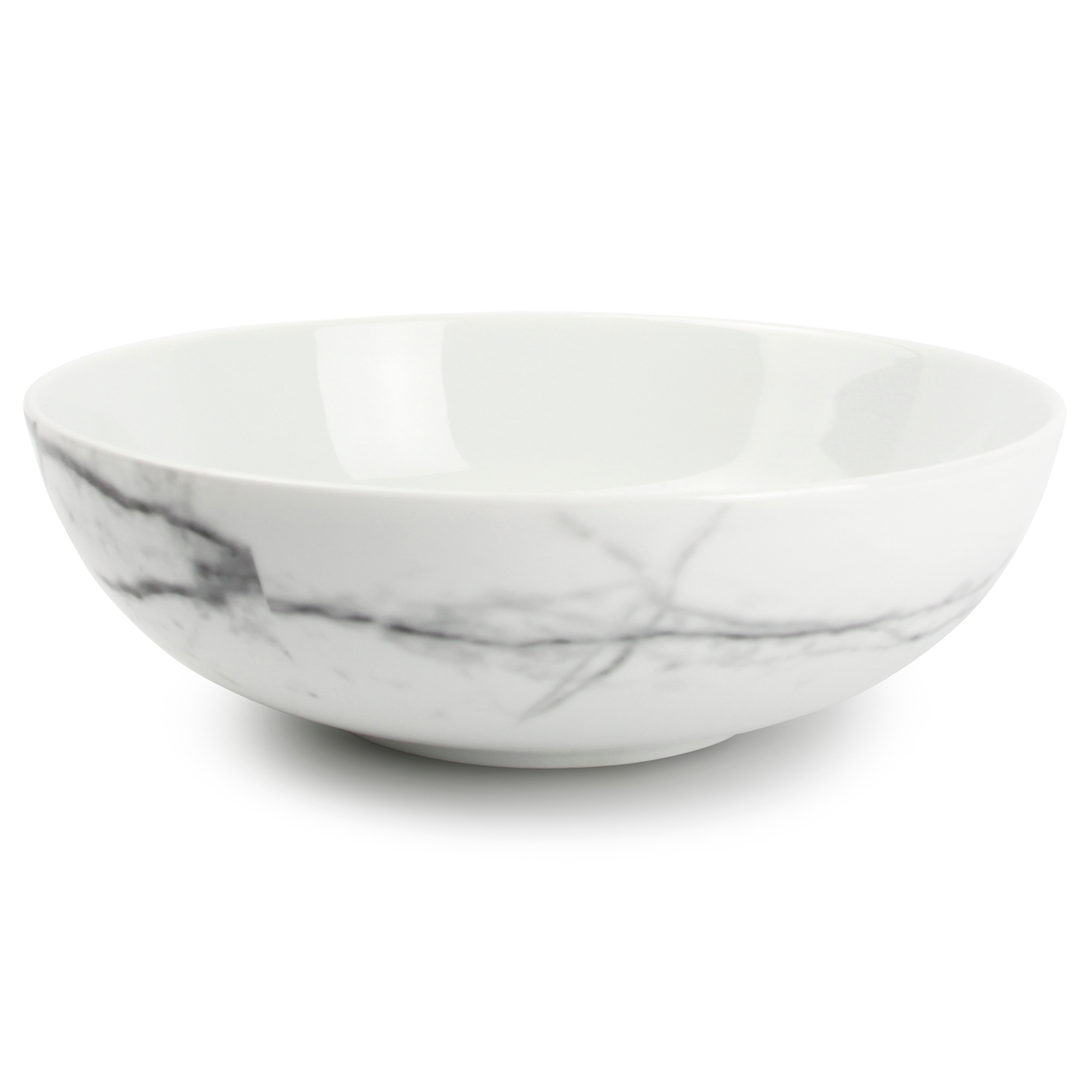 Set de 4 - Bol marbre Ø 18cm