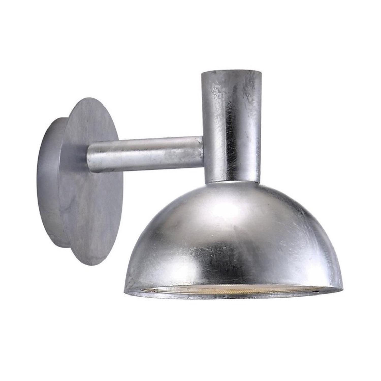 Applique d'extérieur métal H20cm