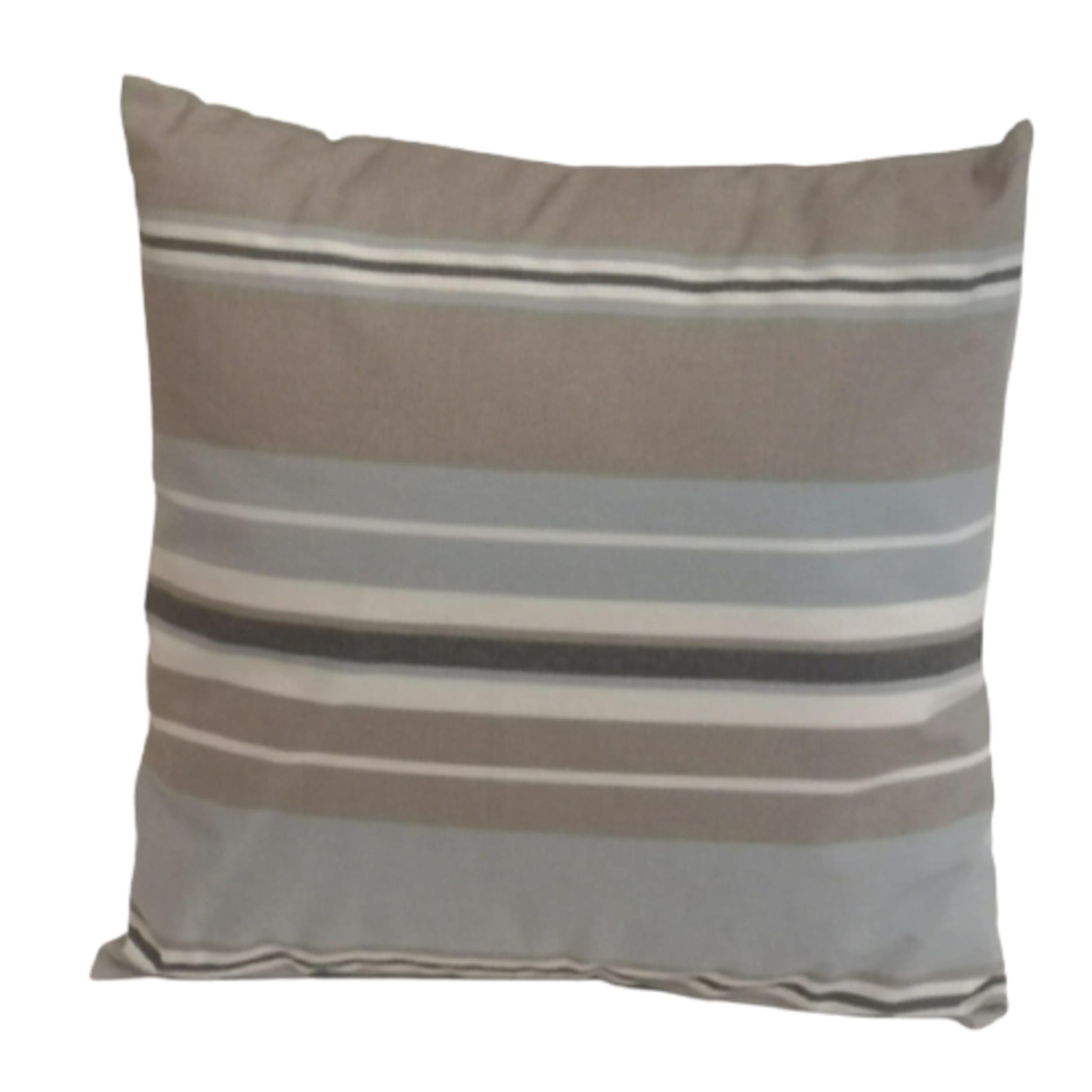 1 lot de housse de coussin 100% coton beige 45 x 45 cm + 40x60cm