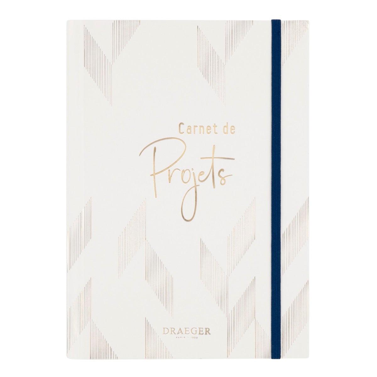 Carnet De Projets A5 - Fermeture Élastique