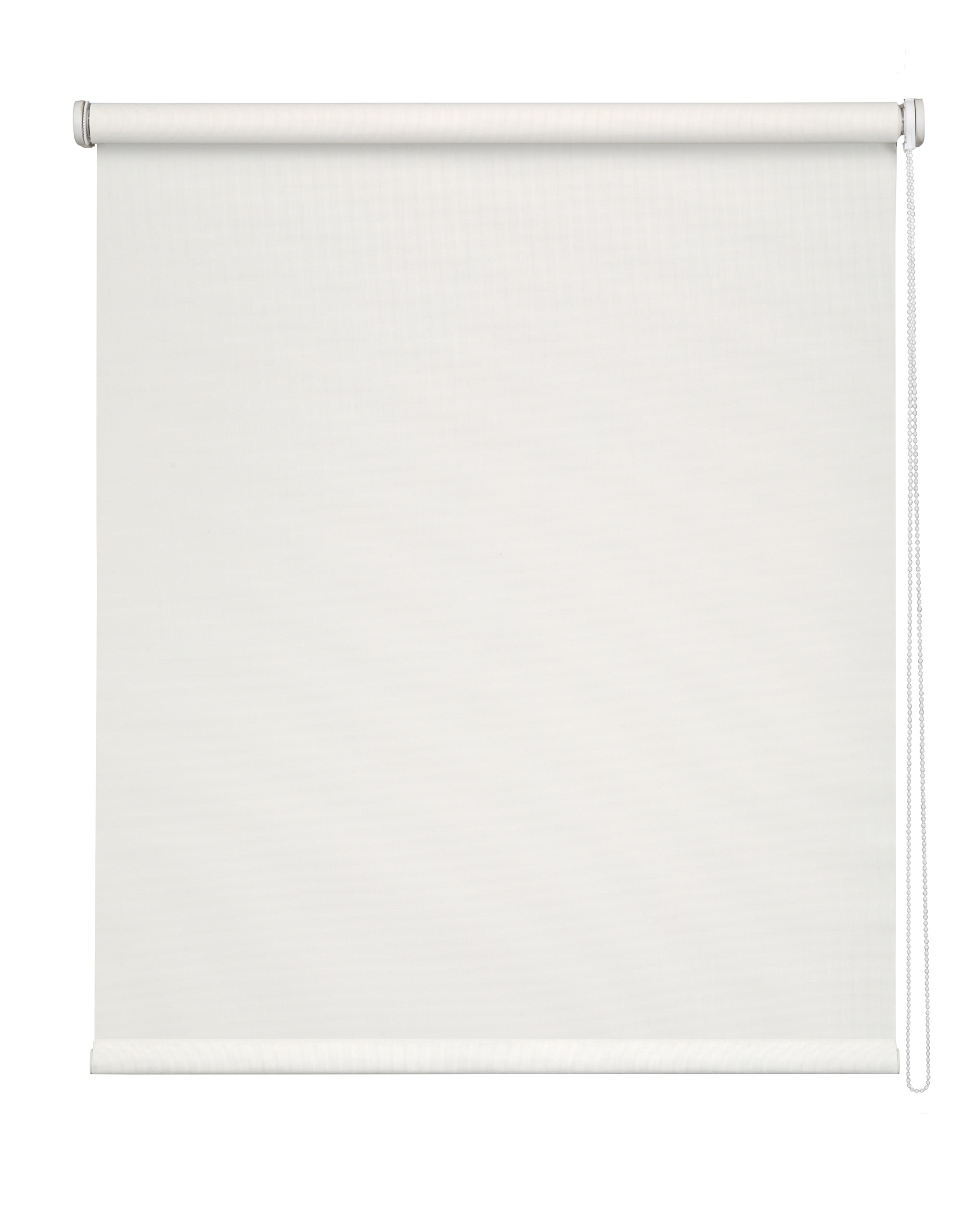 Store Enrouleur voile Screen - Blanc - 120 x 250 cm