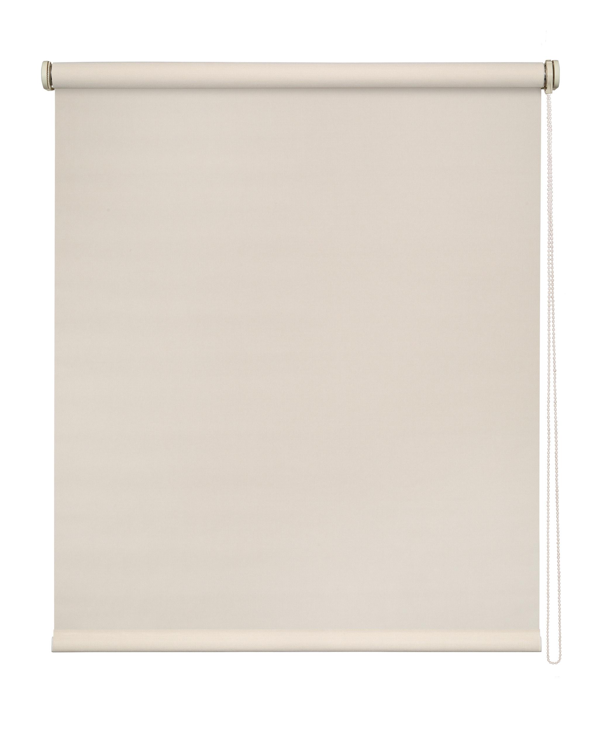 Store Enrouleur voile Screen - Gris - 135 x 250 cm
