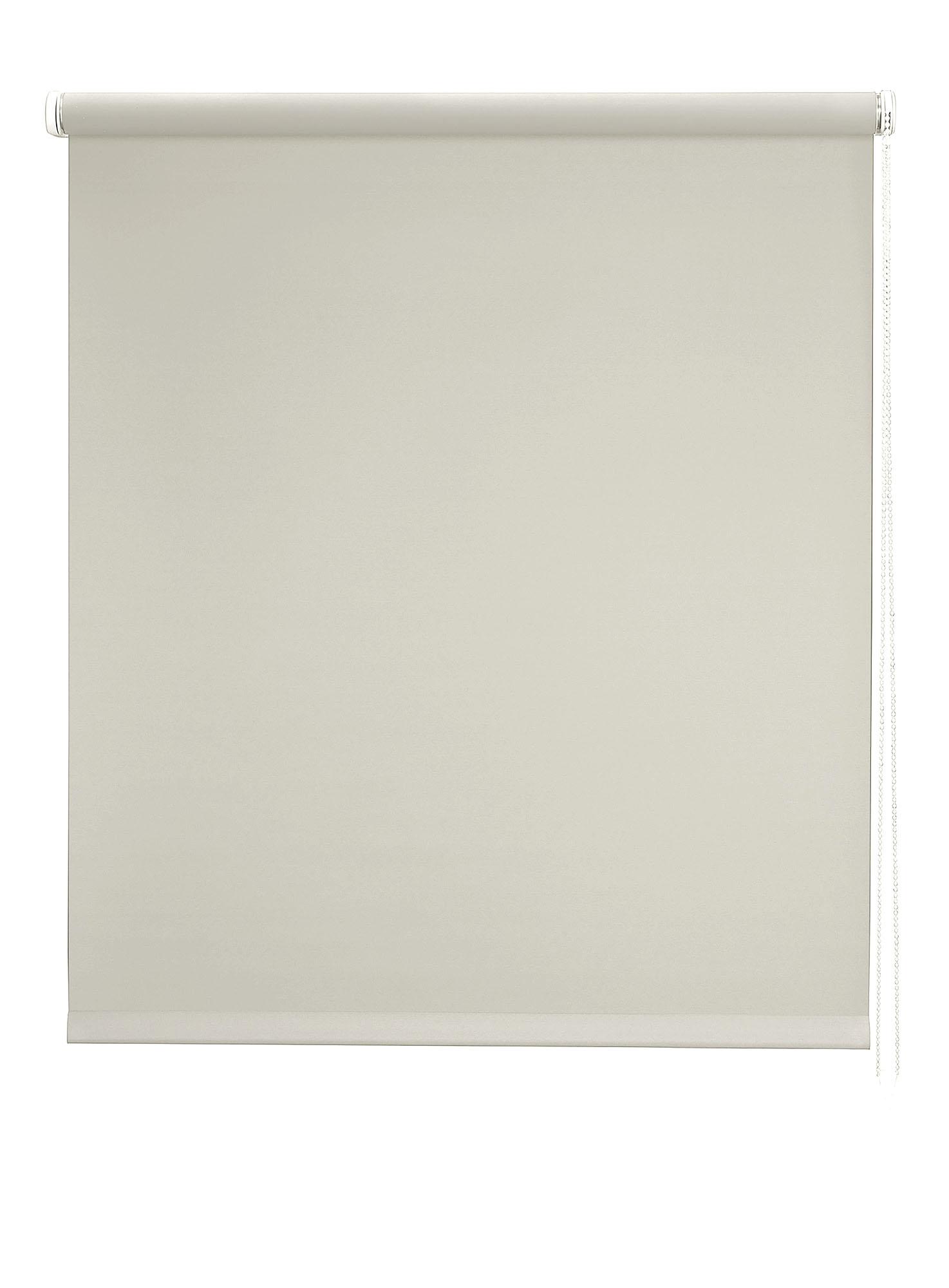 Store enrouleur Translucide - Écru - 105 x 250 cm