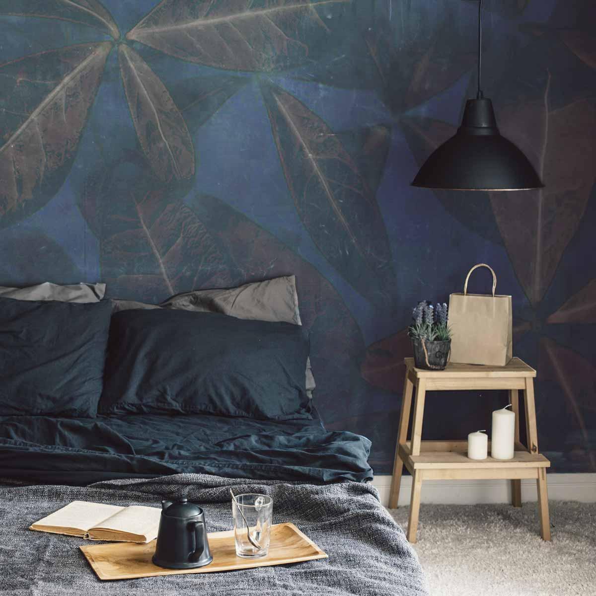 Papier peint panoramique Leaves 340x250cm