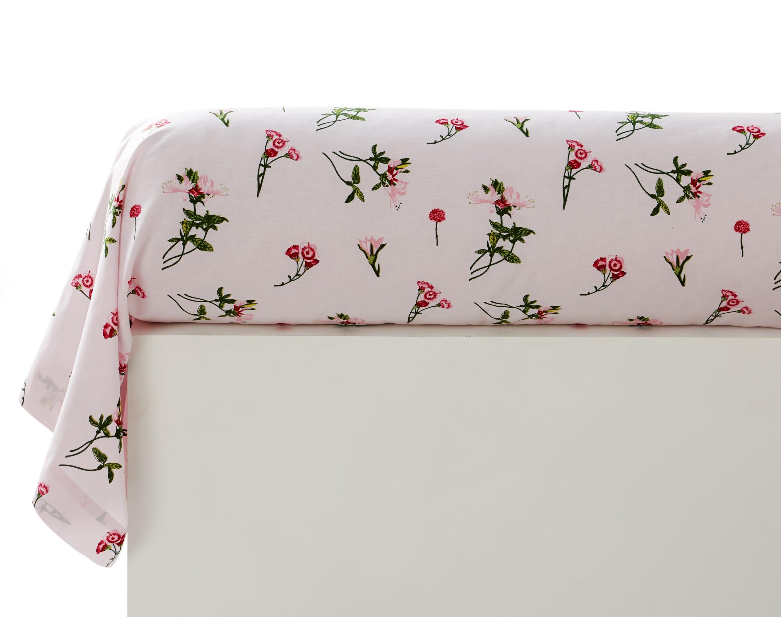 Taie d'oreiller 43x185 blanc en coton