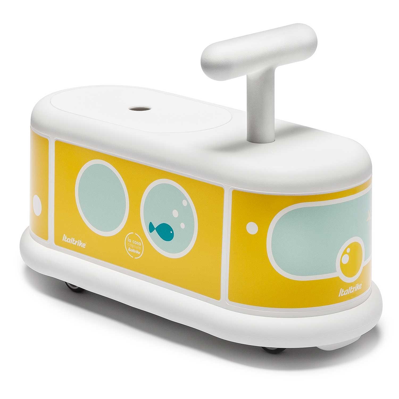 Porteur pour bébés sous marin blanc