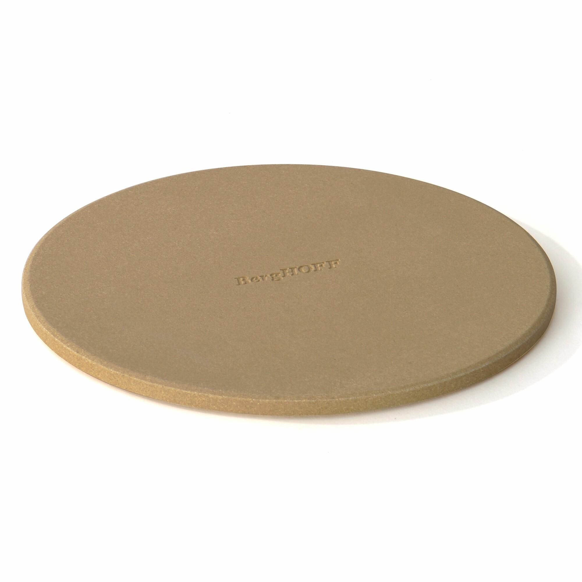 Pierre à pizza et à pain en céramique D23 cm