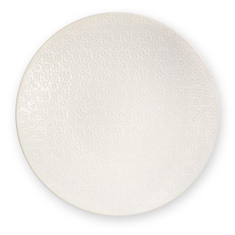 Coffret 6 assiettes plates D29cm