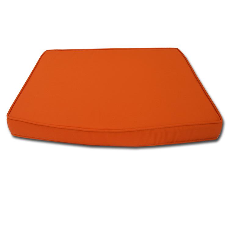 Coussin Orange pour fauteuils fixes