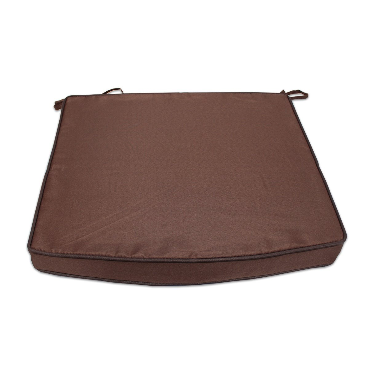 Coussin Chocolat pour fauteuils fixes