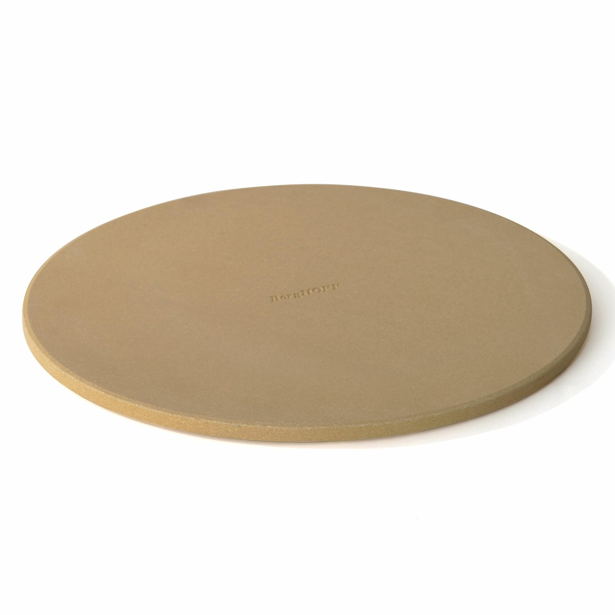 Pierre à pizza et à pain en céramique D36 cm