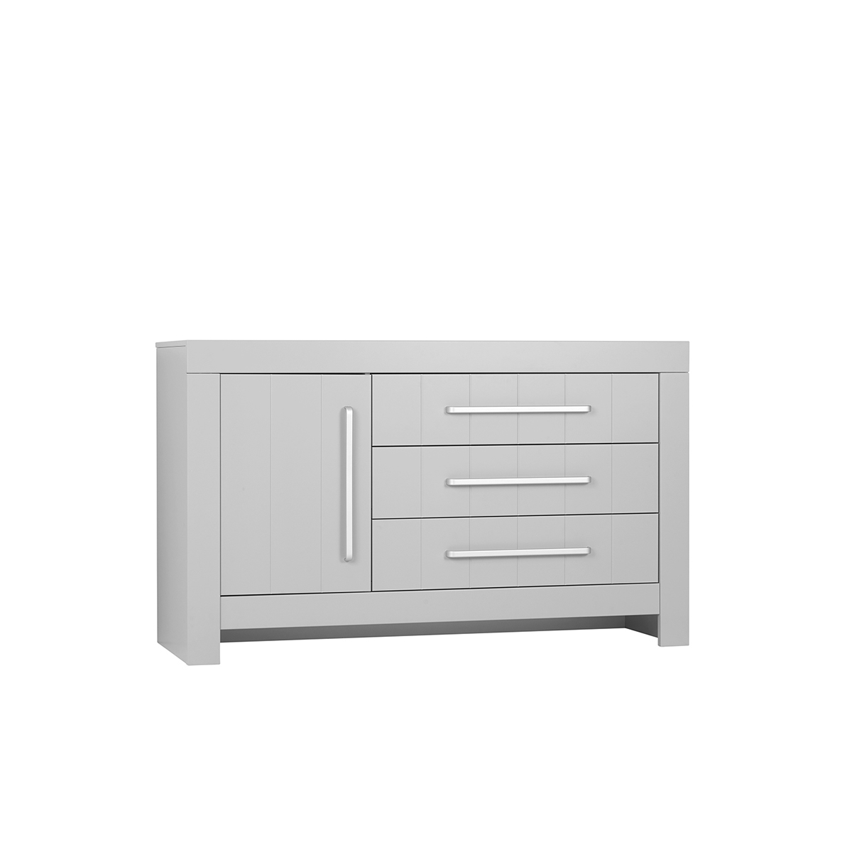 Commode xl gris